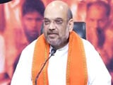 Video : Surgical Strikes Revealed By Army, Not Defence Minister, Says Amit Shah