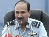 Video : Forces Will Not Talk, Just Deliver: Air Force Chief Arup Raha