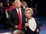 Video : अमेरिका : राष्ट्रपति पद के लिए बहस का दूसरा चरण