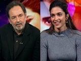Video : Deepika Padukone Says Bond 'Endorsing Pan Masala' Still Looks As Good