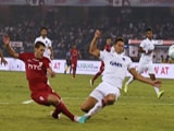 Video : ISL 2016: NorthEast United FC Play Out Thrilling 1-1 Draw With Delhi Dynamos