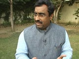 Video : 'Can't Test People's Patriotism Every Day,' Says BJP's Ram Madhav