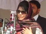 Video : Bring Them Home, Instead Of Encounters: Mehbooba Mufti On Local Militants