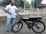 Video: Mahindra e2o Plus, Honda Accord Hybrid And Self Charging Electric Cycle