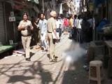 Video : दिल्ली के नया बाजार इलाके में धमाका- एक की मौत