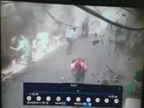 Video : सीसीटीवी फुटेज : ऐसे हुआ नया बाजार में धमाका, चारों तरफ मची अफरातफरी