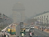 Video: Delhi Chokes On Air 14 Times More Polluted As Diwali Smog Clouds India