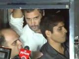 Video : In Row Over Ex Soldier's Suicide, Rahul Gandhi, Arvind Kejriwal Detained