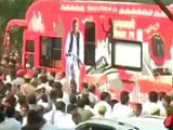 Video : Akhilesh Yadav's Mercedes 'Rath' Breaks Down 1 Km After Launch