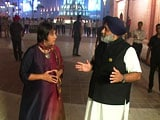 Video: 'Sidhu A Human Bomb; Kejriwal Like New Mobile Phone, Already Rejected': Sukhbir Badal