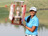 Golfer Aditi Ashok Makes History, Wins Women's Indian Open Title