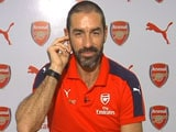 Video : I Hope Arsene Wenger's Arsenal Contract is Extended: Robert Pires