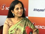 Video : Queues Visibly Down: ICICI Bank Chief To NDTV