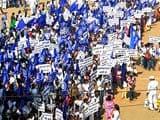 Video : नासिक : बहुजन क्रांति मूक मोर्चा में डेढ़ से दो लाख लोग हुए शामिल