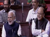 Video : During Debate On Notes Ban, This Punchline Made PM Narendra Modi Laugh
