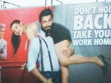 Video : Ranveer Singh's 'Sexist' Ad Pulled, Actor Siddharth Leads Twitter Outrage