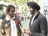 Videos : वॉकेथॉन : इरफान ने कहा, आस-पास के लोगों से मुद्दे पर करूंगा बात