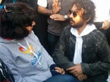 Video: Deepa Malik And Irrfan Khan At The More To Give Flag Off Event