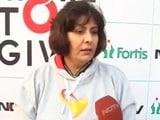 Video : अंगदान पर ओलिंपिक मेडलिस्ट दीपा मलिक की शानदार राय