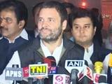 Video: इंडिया 7 बजे : राहुल गांधी का पीएम मोदी पर सीधा हमला