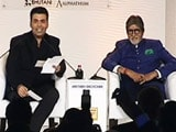 Video: Writers Most Important For Fine Cinema, Says Amitabh Bachchan