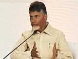 Video: Confident Amaravati Will Be Smart City In True Sense, Says Chandrababu Naidu
