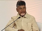 Video: Telangana, Andhra Pradesh Must Work Together, Says Chandrababu Naidu