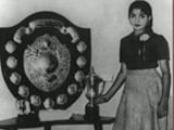 Video : See Rare Photos Of A Young Jayalalithaa, Including As Convent Student