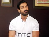 Video : The Force of 10, John Abraham Unplugged