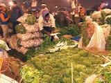 Video : ग्राउंड रिपोर्ट : नोटबंदी से आजादपुर सब्जी मंडी में छाई मंदी...