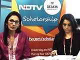 Video : NDTV Deakin Scholarships 2017: Applications Are Now Open
