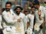 Video : Virat Kohli-Led India Clinch Mumbai Test, Win Series Vs England