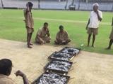 Video : चेन्नई टेस्ट : चक्रवात 'वरदा' के असर के चलते मैच से पहले अभ्यास में मुश्किल