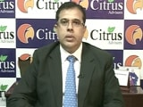 Video : FY18 Earnings To Be Less Impacted By Demonetisation: Citrus Advisors