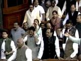 Video: इंडिया 8 बजे : संसद ठप, सड़क पर शोर