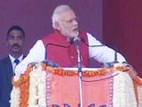 Video : We Want To Stop Corruption, Opposition Wants To Stop Parliament, Says PM