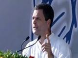 Video: इंडिया 8 बजे : राहुल गांधी का पीएम मोदी पर बड़ा हमला