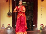 Video : Watch Bharatnatyam Dancer Shruthi Become A Beautiful Sabyasachi Bride
