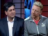 Tennis And More With Boris Becker