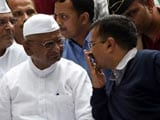 Video : 'You Didn't Fulfill Promise': Anna Hazare Raps Kejriwal Over Donors List