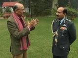 Video : Ex-Chief Tyagi's Arrest Has Hurt Morale, Dented Our Image, Air Chief Tells NDTV