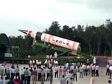 Video : अग्नि-5 मिसाइल का सफल परीक्षण