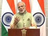 Video : PM Modi Announces 2 New Housing Schemes For Urban Poor