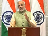 Video : India  Set 'Unparalleled Example Of Sacrifice' With Notes Ban, Says PM Modi