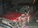 Video : 4 Dead, 6 Injured After Car Crashes Into Night Shelter In Lucknow