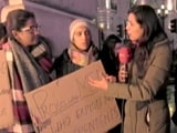 Video: Out Of England: Indian Women Come Together To Fight For Equal Rights