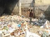 Video : सियासत के बीच पूर्वी दिल्ली बनी कूड़े का ढेर