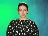 Video : Karisma Kapoor Supports The Cause Of Road Safety