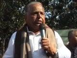Video : 'Betrayed' Mulayam Yadav's Stinging Jibe For Akhilesh: 'Modi Was Right'