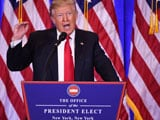 Video : Angry Donald Trump Dismisses Russian Dossier Report As 'Phony Stuff'